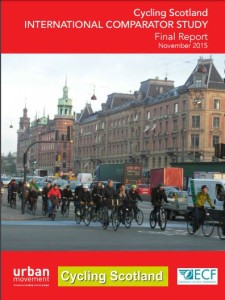 International Comparator Study cover