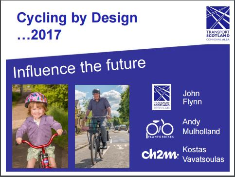 Cycling by Design presentation